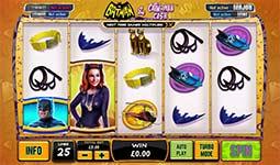 Batman & Catwoman Cash Slot