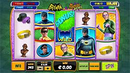 Batman & The Riddler Riches Slot