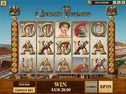 Caesar's Triumph Slot