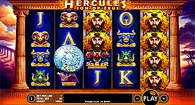 Hercules Son of Zeus Slot