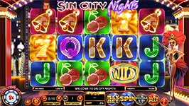 Sin City Nights Slot