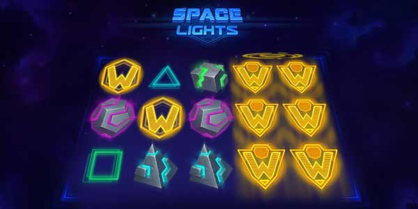 Space Lights Slot Machine - Play Playson Casino Games Online