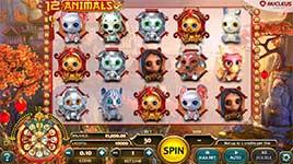 12 Animals Slot