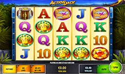Spiele Action Jack - Video Slots Online