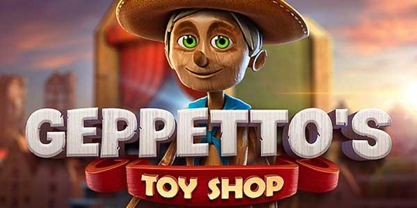 Spiele GeppettoS Toy Shop - Video Slots Online