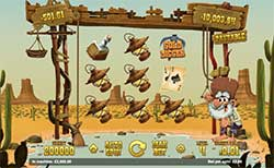Gold Rush Valley of Riches Slot