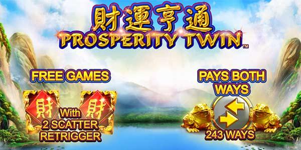 Prosperity Twin Slot Machine Online ᐈ NextGen Gaming™ Casino Slots