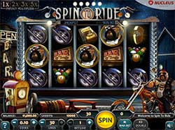 Spin to Ride Slot