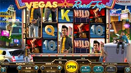 Vegas Road Trip Slot