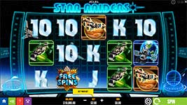 Atari Star Raiders Slot