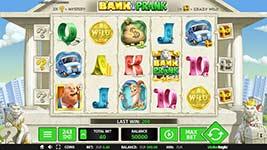 Bank or Prank Slot