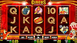 Circus Evolution Slot