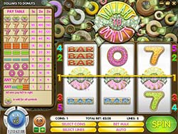 Dollars to Donuts Slot