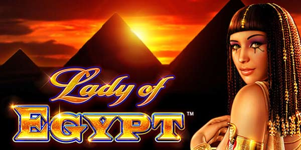 Lady of Egypt Slots - Free Slot Machine Game - Play Now