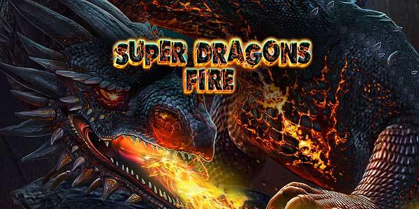 Super Dragons Fire Slot Machine