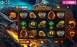 Super Dragons Fire Slot