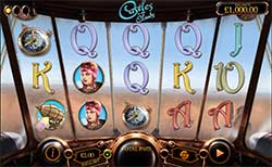 Castles in the Clouds Slot