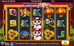 Panda Pow Slot