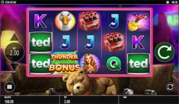 Ted 2 slot