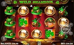 Wild Shamrock Slot