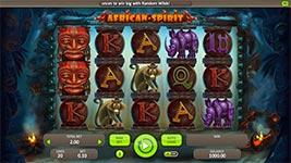 African Spirit Slot