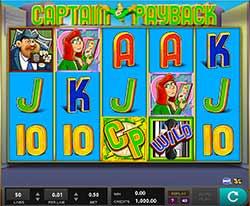 Captain Payback Slot