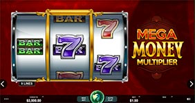 Mega Money Multiplier Slot