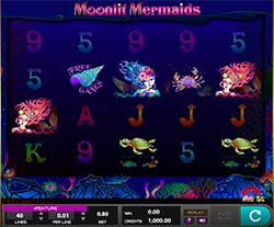 Moonlit Mermaids Slot