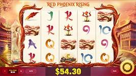 Red Phoenix Rising Slot