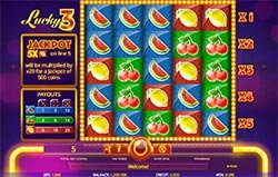 Lucky 3 Slot