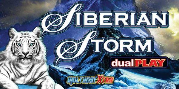 Siberian Storm Free Slots