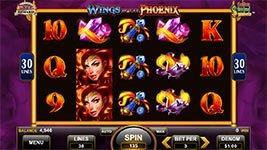 Wings of the Phoenix
