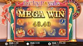 Lucky Royale Slot Machine