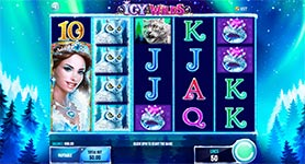 Earn Big Prizes In Icy Wilds Slot By Igt Slotorama