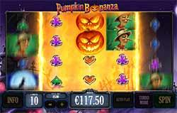 New Pumpkin Bonanza Slot From Playtech Out Now
