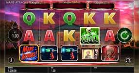 Spiele Martians Attack - Video Slots Online