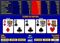 Spiele Jacks Or Better (Rival) - Video Slots Online