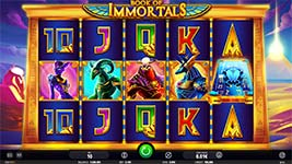 Spiele Book Of Immortals - Video Slots Online