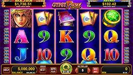 Gypsy fire slot machine play konamis fortune teller game free