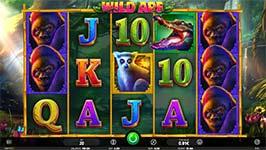 Spielen Sie Wild Ape kostenlos im Demo Mode von iSoftBet