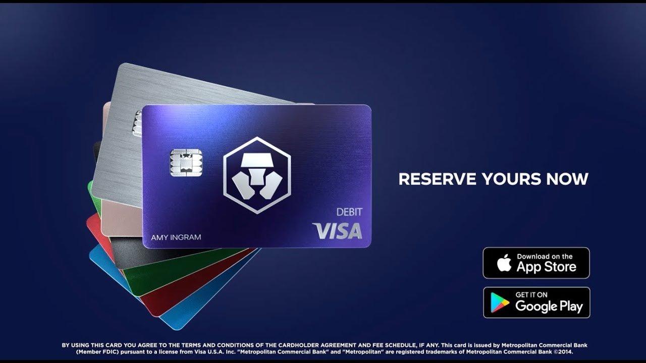 MCO Crypto Card