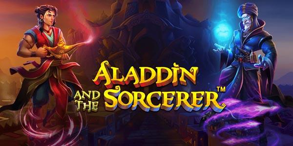 Aladdin and the sorcerer slot machine game