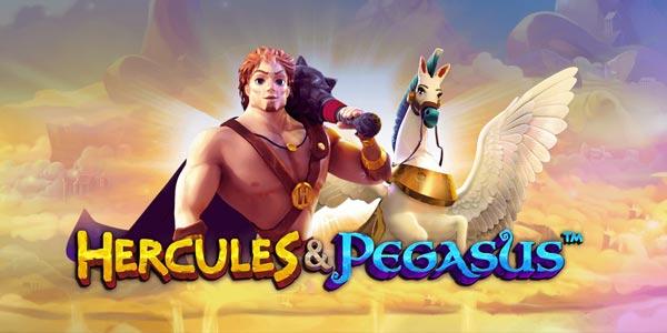 Spiele Hercules And Pegasus - Video Slots Online