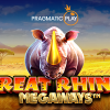 Great Rhino Megaways by Pragmatic Play