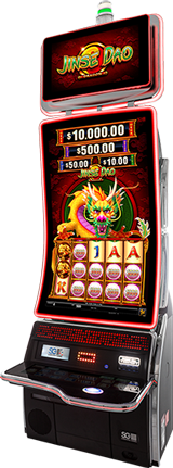 Jinse Dao Dragon slot machine
