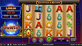 Egyptian Riches Power Strike