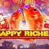 Happy Riches by NetEnt