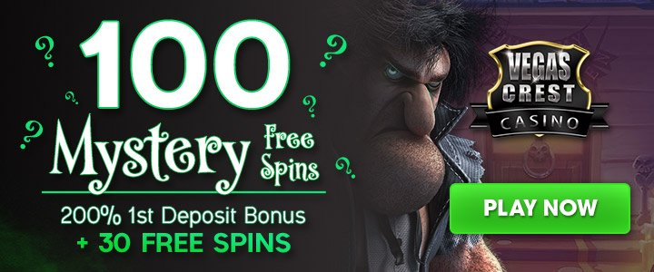 100 Free Spins Mystery