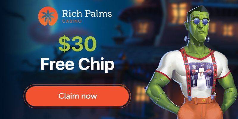Rich Palms $30 Halloween Treat