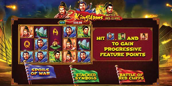 3 Kingdoms: Battle of Red Cliffs